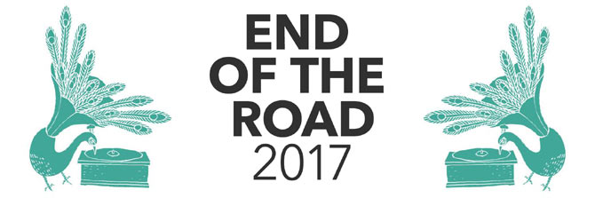 End Of The Road 2017 Comedy Literature Line Up