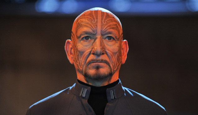 Ben Kingsley Ender's Game