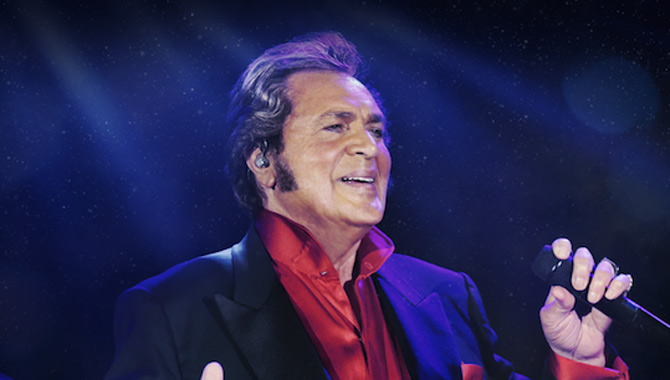 Engelbert Humperdinck Adds London Date To His 50th Anniversary Tour