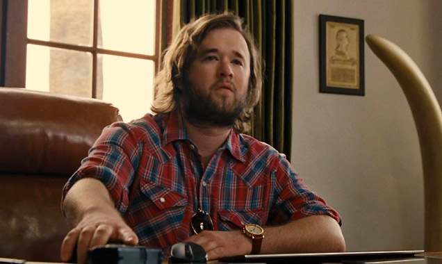 Haley Joel Osment in 'Entourage'