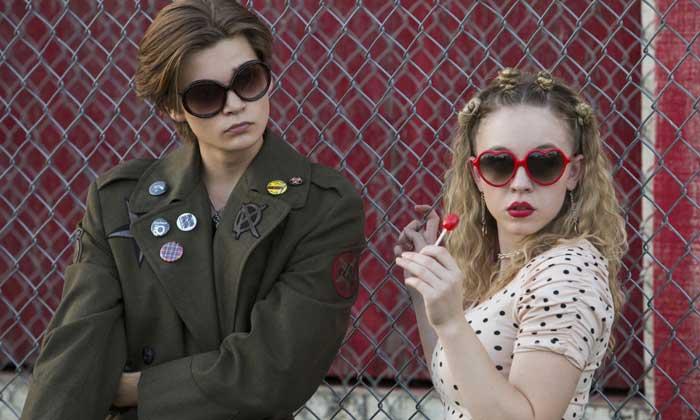 'Everything Sucks' also stars Elijah Stevenson and Sydney Sweeney