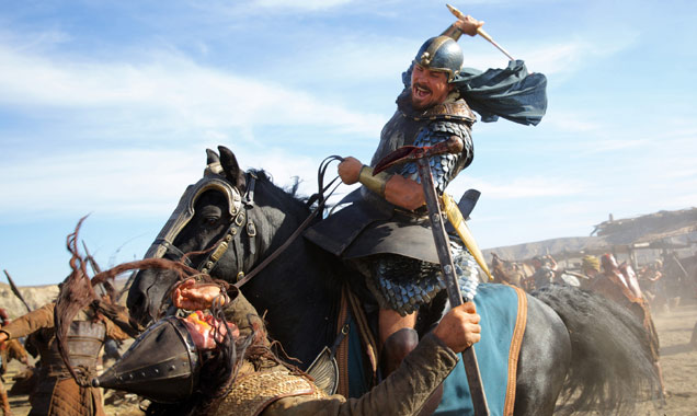 Christian Bale in 'Exodus: Gods and Kings'