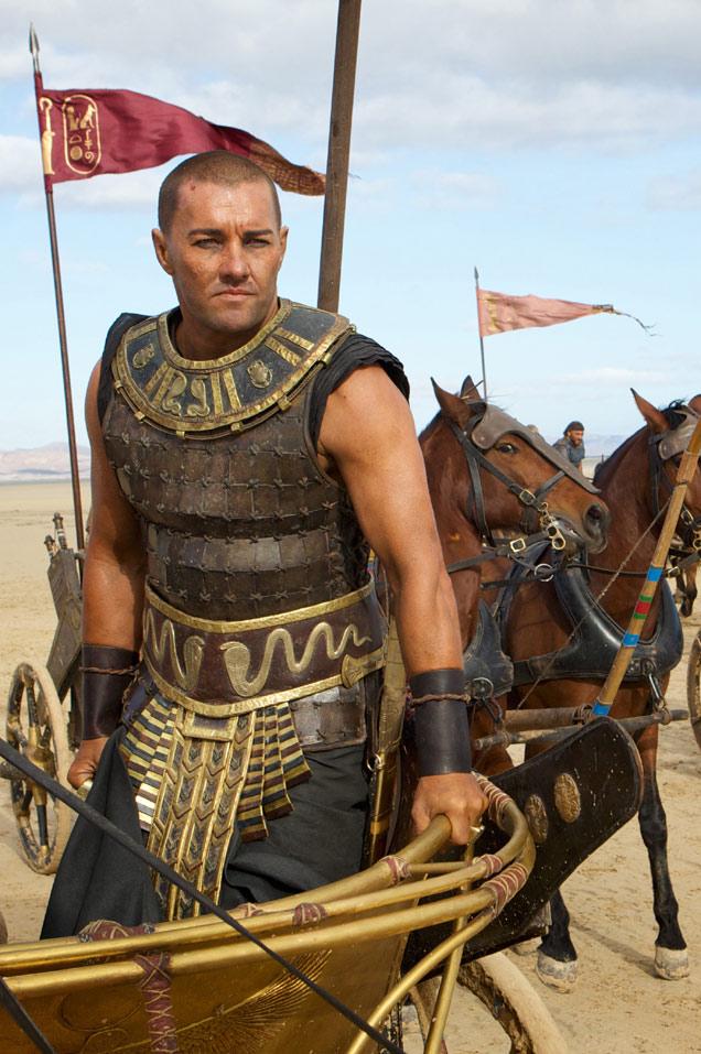 Joel Edgerton in 'Exodus: Gods and Kings'