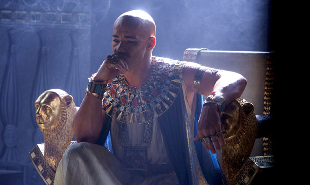 Joel Edgerton as Rameses in 'Exodus: Gods and Kings'