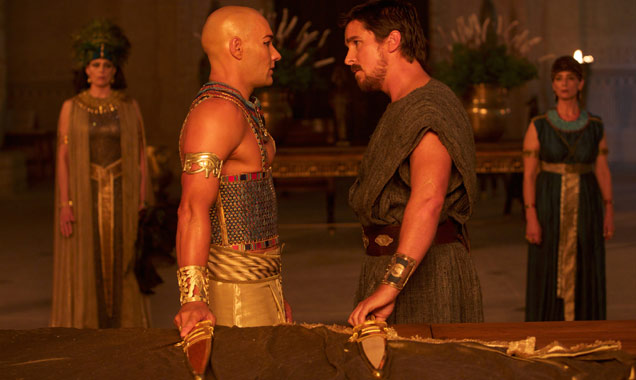 Joel Edgerton And Christian Bale Star In 'Exodus: Gods And Kings'