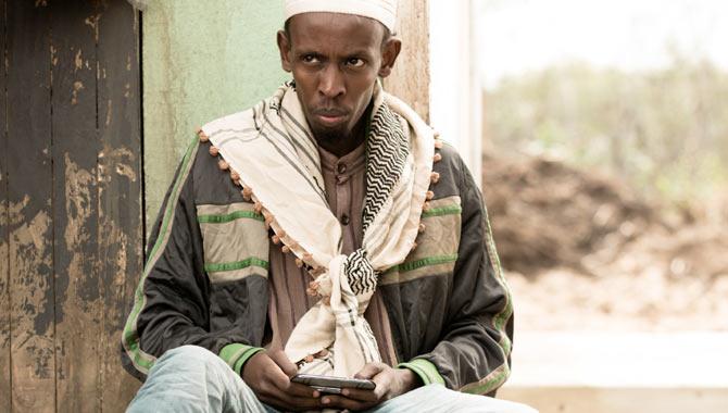 Barkhad Abdi in Eye In The Sky