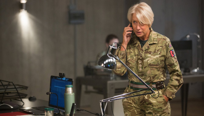 'Eye In The Sky' Star Helen Mirren Urges Women To Pursue Male Roles