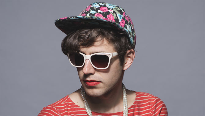 Ezra Furman is strongly influenced by Lou Reed