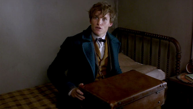 "JK Rowling Clears Up Every Single ""Plot Hole"" From 'Fantastic Beasts And Where To Find Them'"
