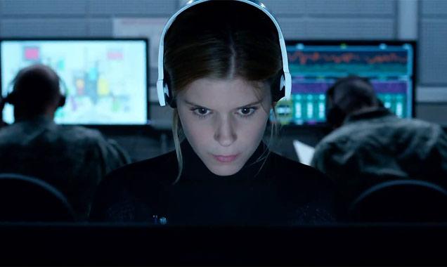 Kate Mara in The Fantastic Four