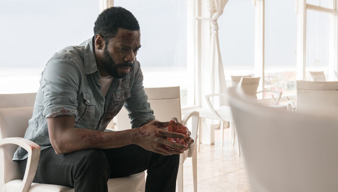 Colman Domingo has starred in all three seasons of the show to-date