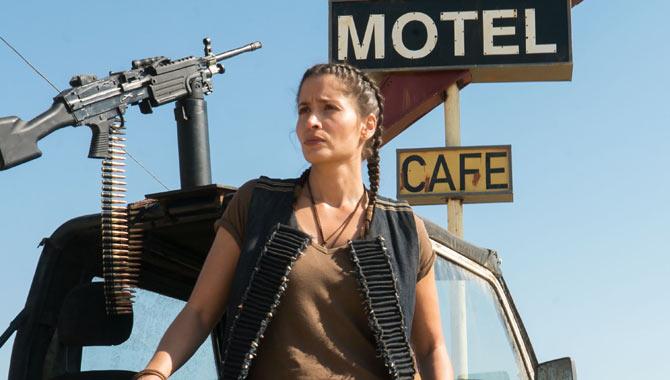 Mercedes Mason stars as Ofelia