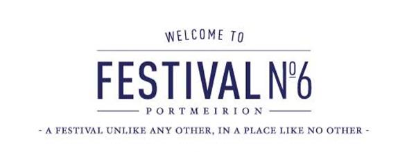 Festival No 6 logo
