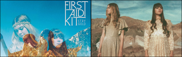 First Aid Kit - 'Stay Gold'