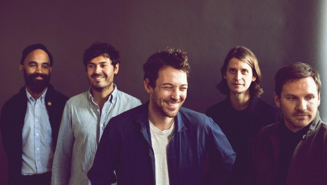 Fleet Foxes release their new album 'Crack-Up' this June