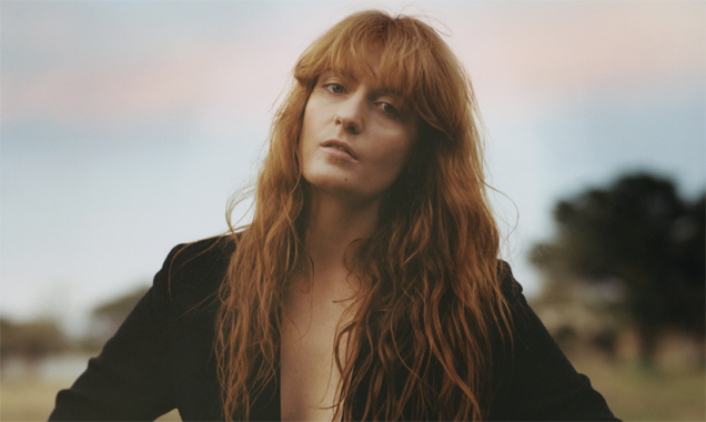 Florence And The Machine Scores Third UK Number One Album With 'How Big, How Blue, How Beautiful'