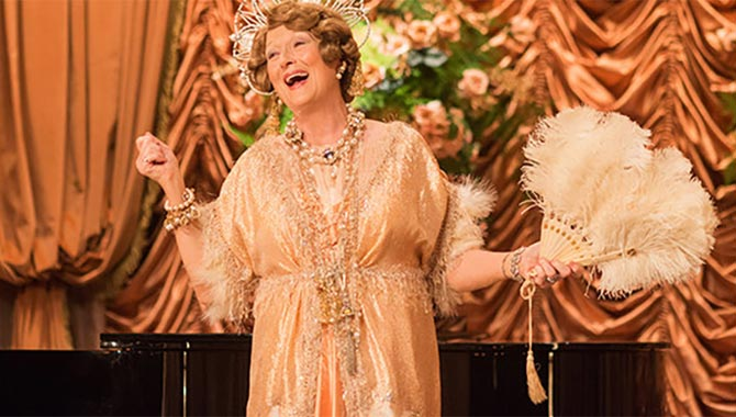 Meryl Streep Calls Florence Foster Jenkins 'Heartbreakingly Funny'