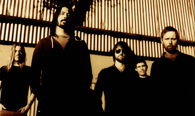 Foo Fighters promo