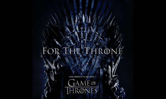 For the Throne: Music Inspired by the HBO Series Game of Thrones