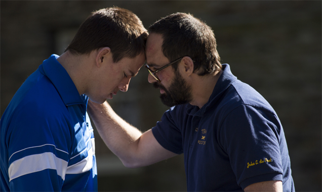 Foxcatcher Channing Tatum Mark Ruffalo