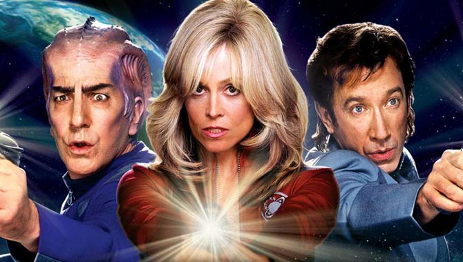 Alan Rickman's Death Ended 'Galaxy Quest 2' Plans