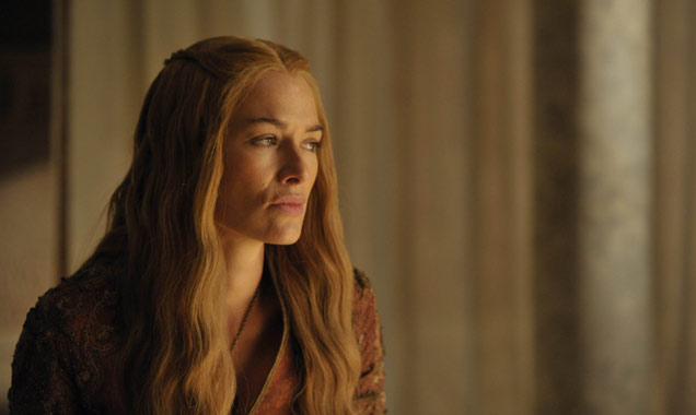 Game Of Thrones' Lena Headey Channels Cersei On Jimmy Kimmel Live!