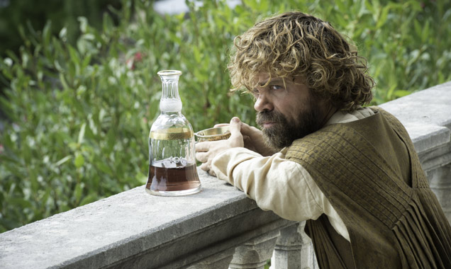 Peter Dinklage as Tyrion Lannister in 'Game of Thrones'