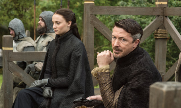 "Aidan Gillen Discusses Littlefinger's ""Opportunistic"" Journey In 'Game Of Thrones'"