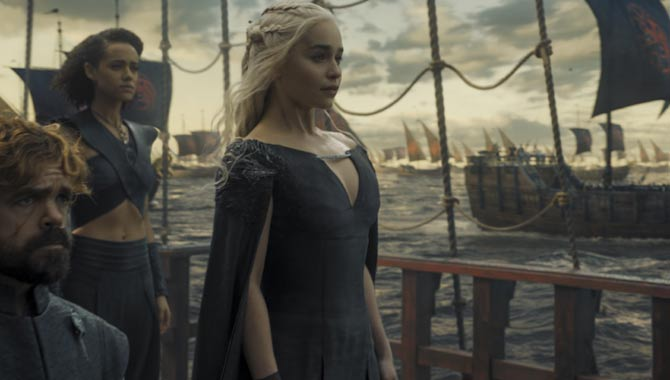 HBO Confirms 'Game Of Thrones' Will End After Season Eight