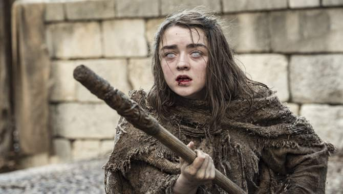 Maisie Williams Opens Up About The Woes Of Being Arya On 'Game Of Thrones'