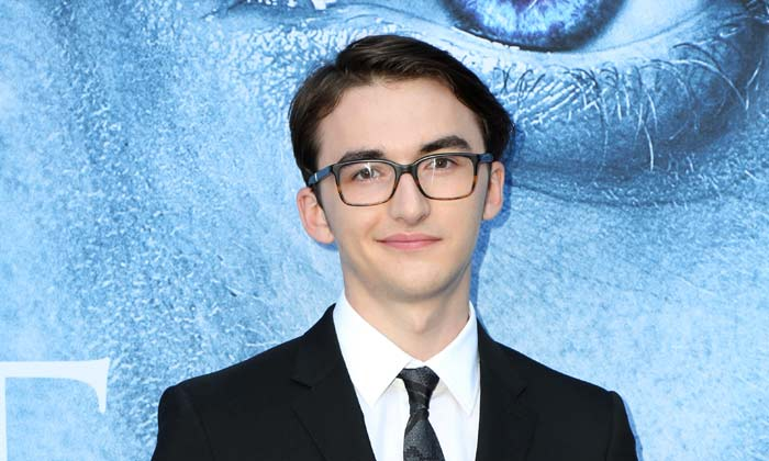 Isaac Hempstead Wright is bringing Bran back
