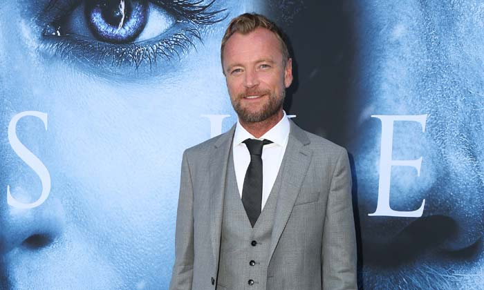 Richard Dormer gets resurrected again