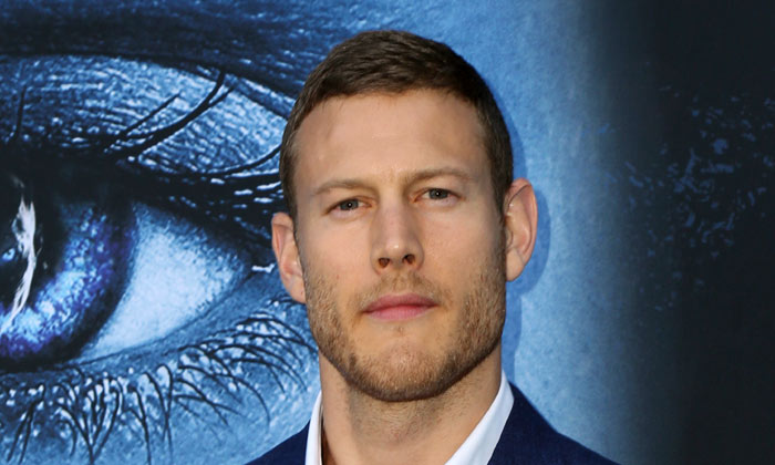 Tom Hopper makes his 'Game of Thrones' debut