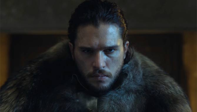 Kit Harington will bring his time as Jon Snow to an end in 'Game of Thrones' season 8