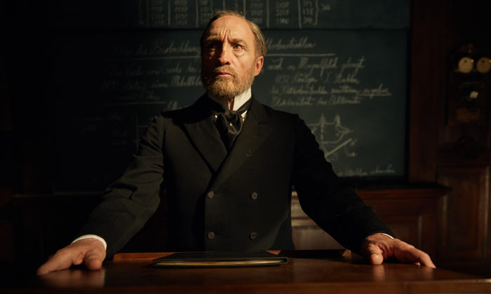 Michael McElhatton stars as Philipp Lenard
