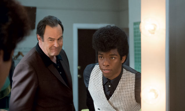 Get On Up Movie Chadwick Boseman Dan Aykroyd