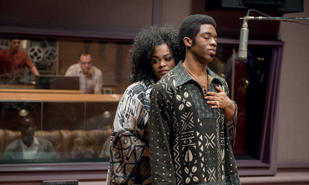 Get On Up Movie Chadwick Boseman Octavia Spencer