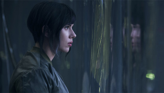 Ghost In The Shell Took Scarlett Johansson On An 'Experience Unlike Any Other'