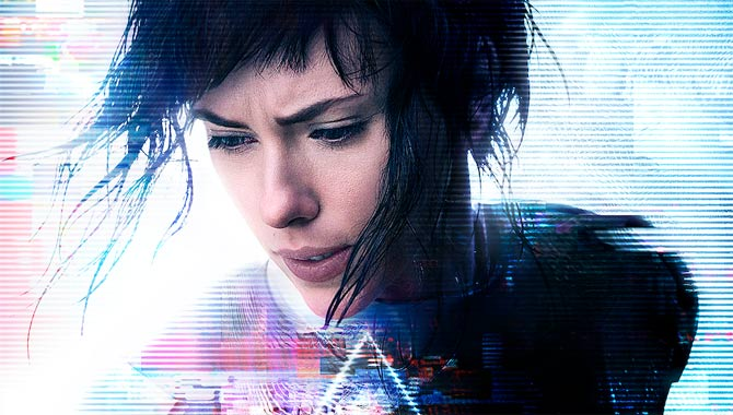 'Ghost In The Shell' Trailer Sees Scarlett Johansson Go Superhuman Again