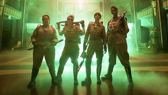 Judd Apatow: 'Haters Of Ghostbusters Reboot Are Probably Trump Supporters'