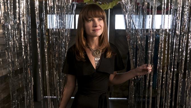 Britt Robertson led the Netflix original series