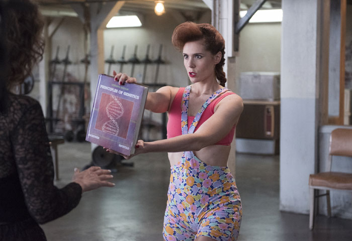 Kate Nash Stars In Wrestling Drama 'GLOW'