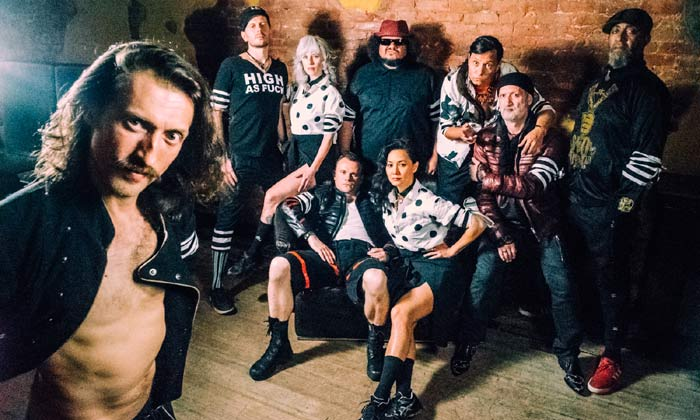 Gogol Bordello Unleash Their 'Playful' New Record 'Seekers And Finders'