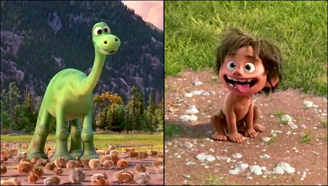 'The Good Dinosaur' Is Disney's Latest Effort To Emotionally Defeat Us [Trailer + Pictures]