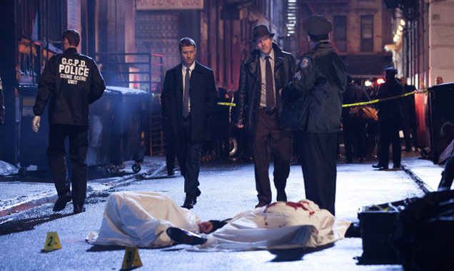 Ben McKenzie Discusses Directing An Episode Of 'Gotham'