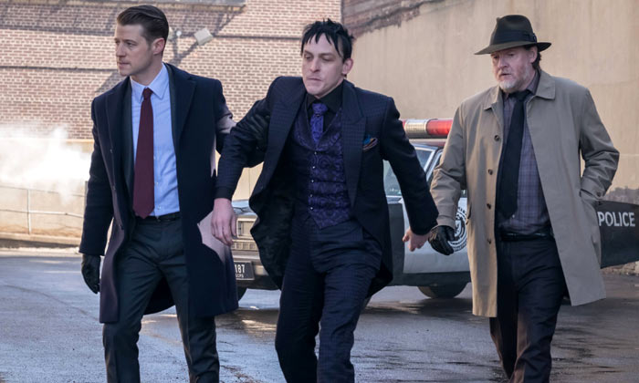 'Gotham' will return for a 13-episode fifth season