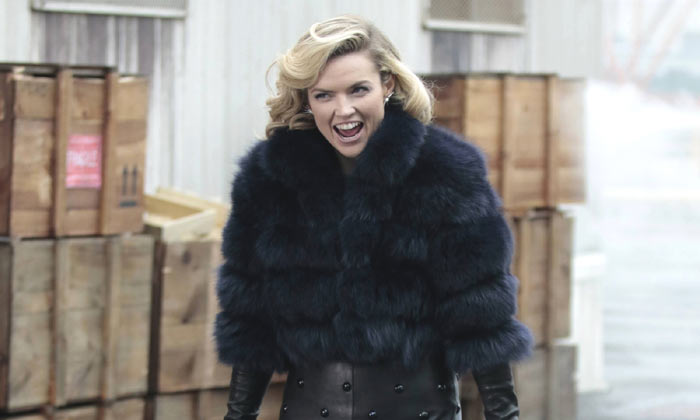 Erin Richards' character Barbara will not become Harley Quinn in 'Gotham'