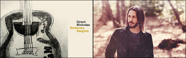 Grant Nicholas - Yorktown Heights