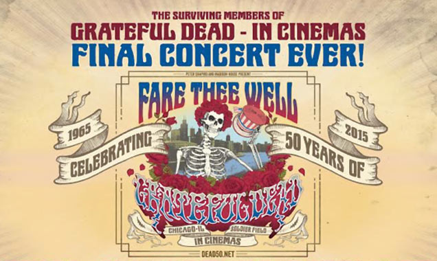 Grateful Dead's Last Ever Shows Available Through Online Streams