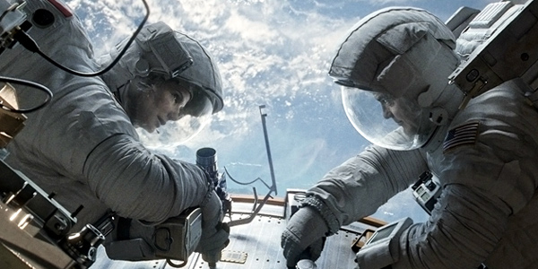 Gravity Movie Still
